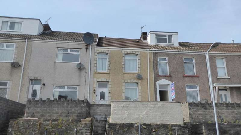 2 Bedrooms Terraced House for sale in North Hill Road, Mount Pleasant , Swansea, SA1