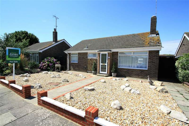 2 Bedrooms Detached Bungalow for sale in Chilgrove Close, Goring By Sea, Worthing, BN12