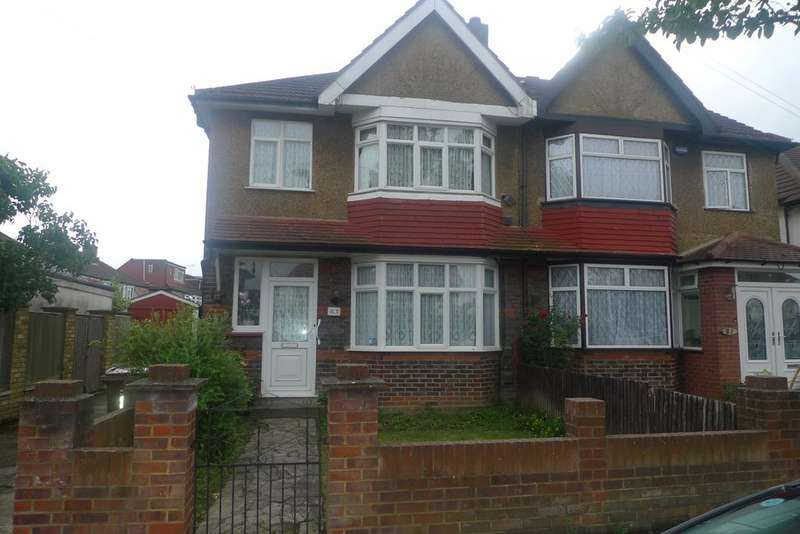 3 Bedrooms Semi Detached House for sale in Ellerdine Road, Hounslow TW3