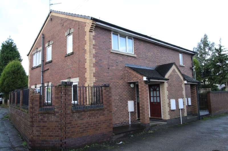 1 Bedroom Flat for rent in Heath Street, Biddulph, Stoke-On-Trent, ST8