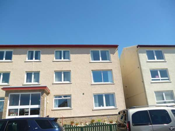 3 Bedrooms Flat for sale in 53D Walkerston Avenue, Largs, KA30 8EP