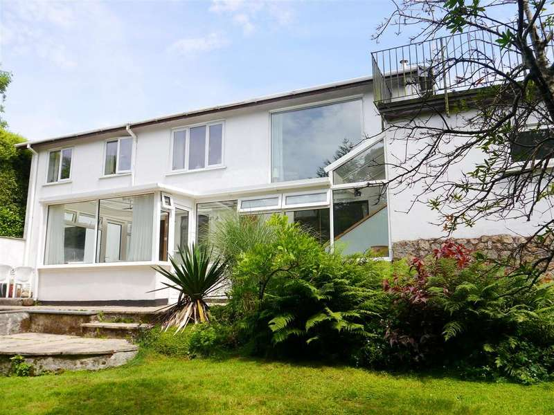 3 Bedrooms Detached House for sale in Seworgan, Falmouth