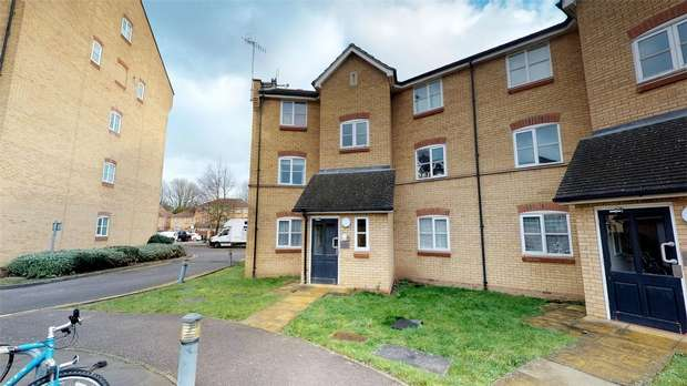 1 Bedroom Flat for sale in Stephenson Wharf, Apsley Lock, Hemel Hempstead, Hertfordshire