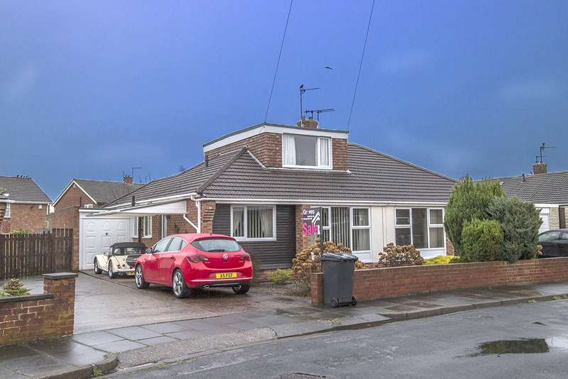 4 Bedrooms House for sale in Clifton Close, Choppington