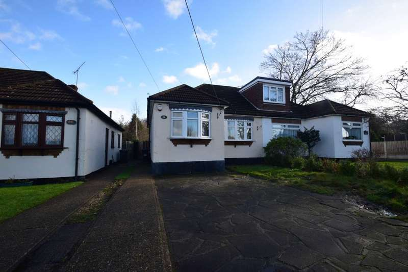 2 Bedrooms Semi Detached Bungalow for rent in Hullbridge Road, Rayleigh