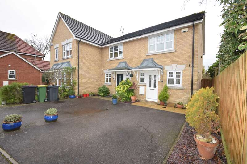 2 Bedrooms End Of Terrace House for rent in Belgrave Close, Rayleigh