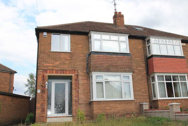 3 Bedrooms Semi Detached House for sale in Greenleafe Avenue, Wheatley Hills, Doncaster DN2
