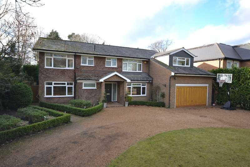 5 Bedrooms Detached House for sale in Oatlands