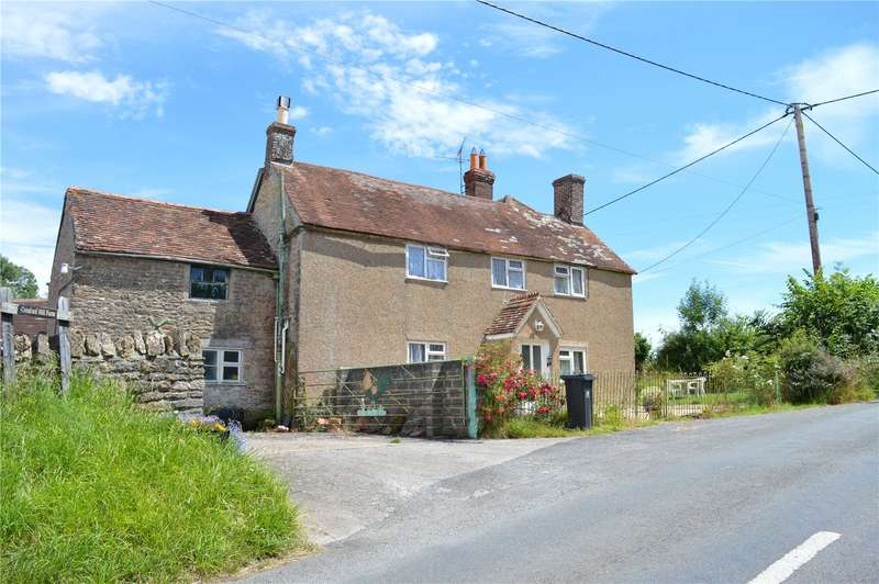 3 Bedrooms Detached House for sale in Holwell, Sherborne, Dorset, DT9