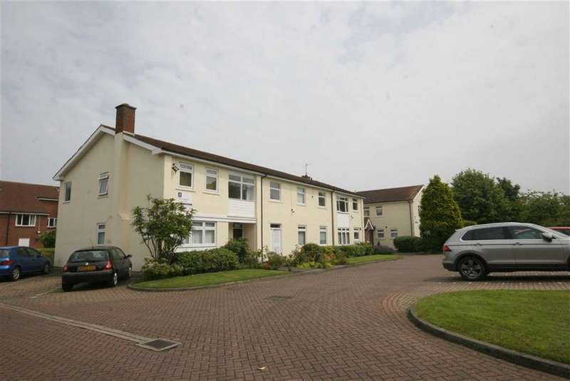 1 Bedroom Retirement Property for sale in Wilton Manse, West Monkseaton, Tyne & Wear, NE25