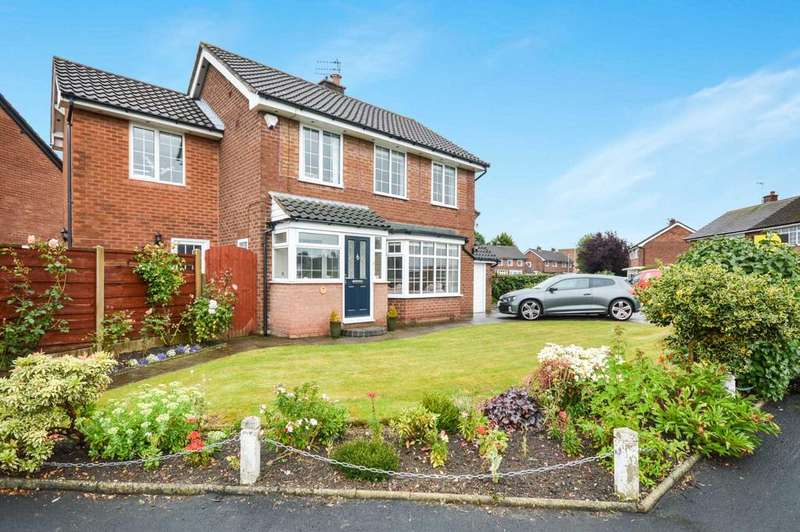 4 Bedrooms Detached House for sale in Queensway, Poynton