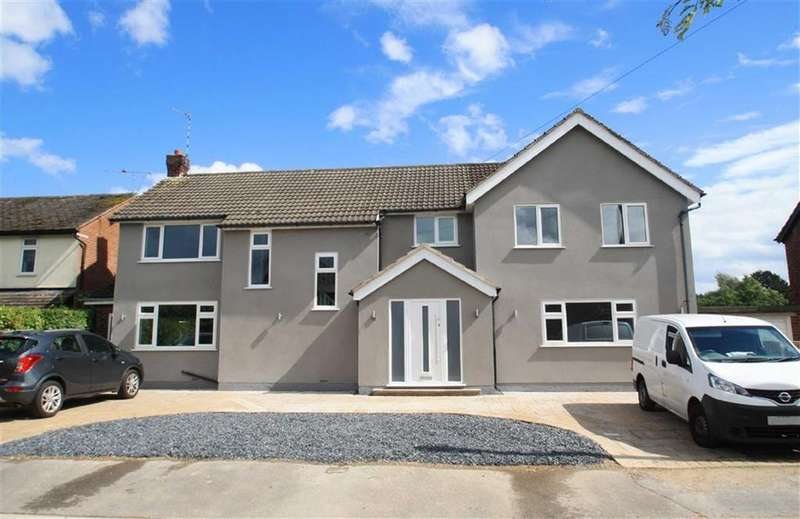 5 Bedrooms Detached House for sale in Links Road, Wilmslow