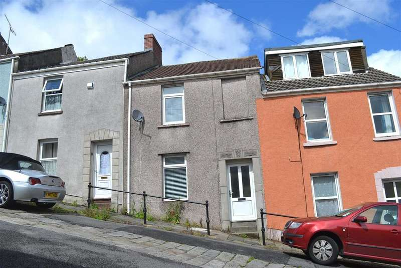 2 Bedrooms Terraced House for sale in Clifton Hill, Swansea