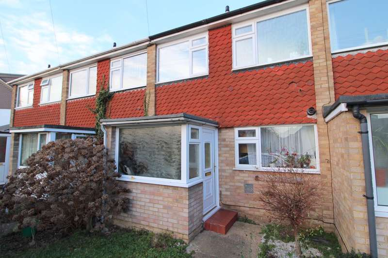 2 Bedrooms Terraced House for rent in The Coppice, Ashford, TW15