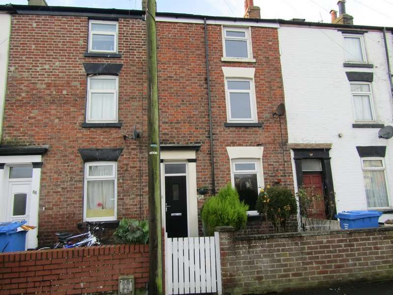 3 Bedrooms Terraced House for rent in North Street, Scarborough