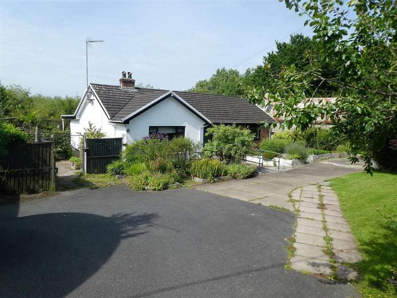 3 Bedrooms Detached Bungalow for sale in Gorsgoch, Llanybydder