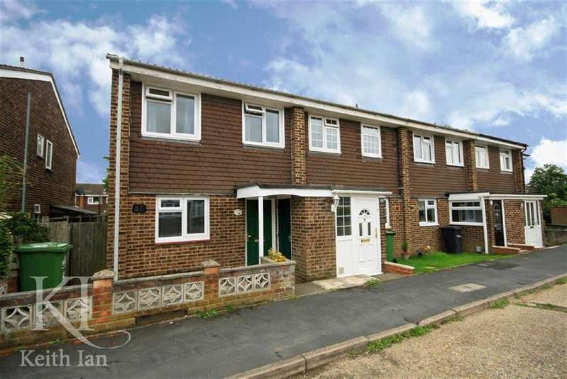 3 Bedrooms End Of Terrace House for sale in St Annes Close, Cheshunt