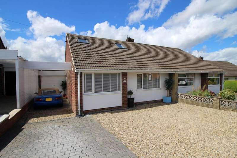 2 Bedrooms Bungalow for sale in Chantry Drive, Wideopen