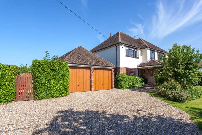 4 Bedrooms Detached House for sale in Tokers Green Lane, Kidmore End