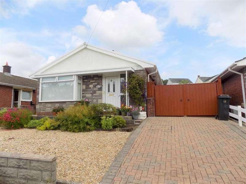 2 Bedrooms Detached Bungalow for sale in Waun Daniel, Pontardawe, Swansea