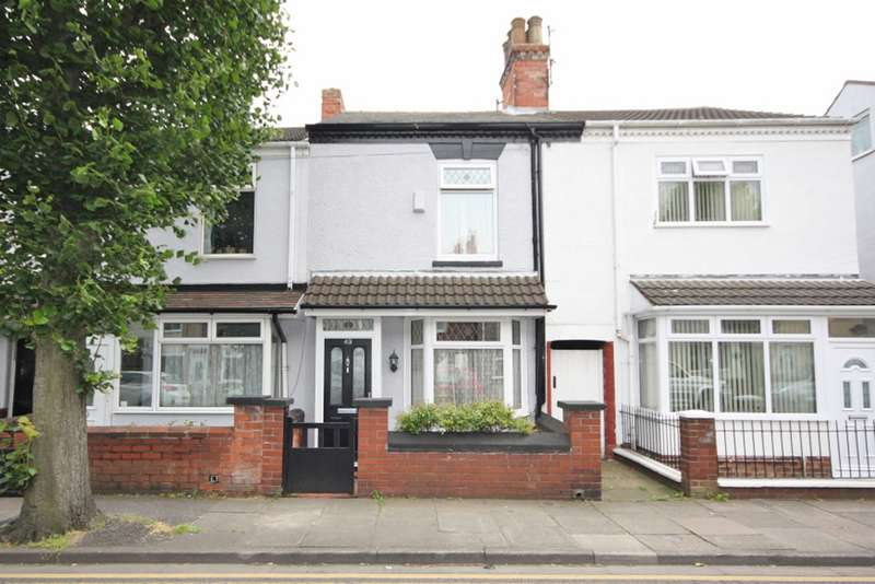 3 Bedrooms Property for sale in HIGHGATE, CLEETHORPES