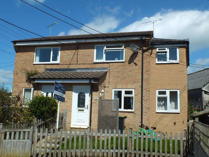 3 Bedrooms Semi Detached House for sale in ELLESDON, CHARMOUTH, DORSET