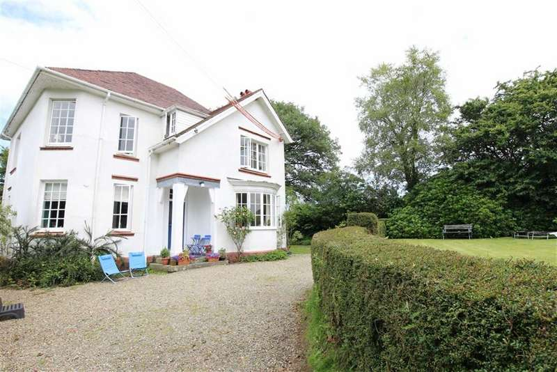 4 Bedrooms Detached House for sale in Lledrod, Aberystwyth