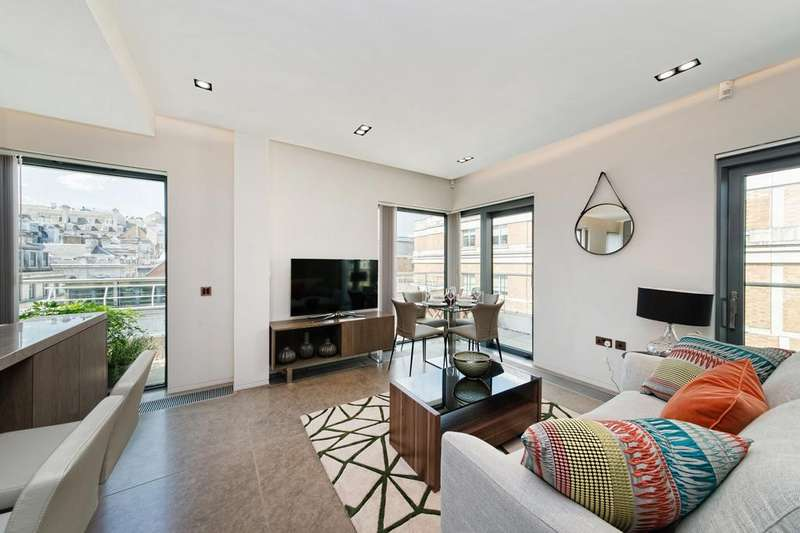 3 Bedrooms Flat for rent in Babmaes Street, St James, London, SW1Y