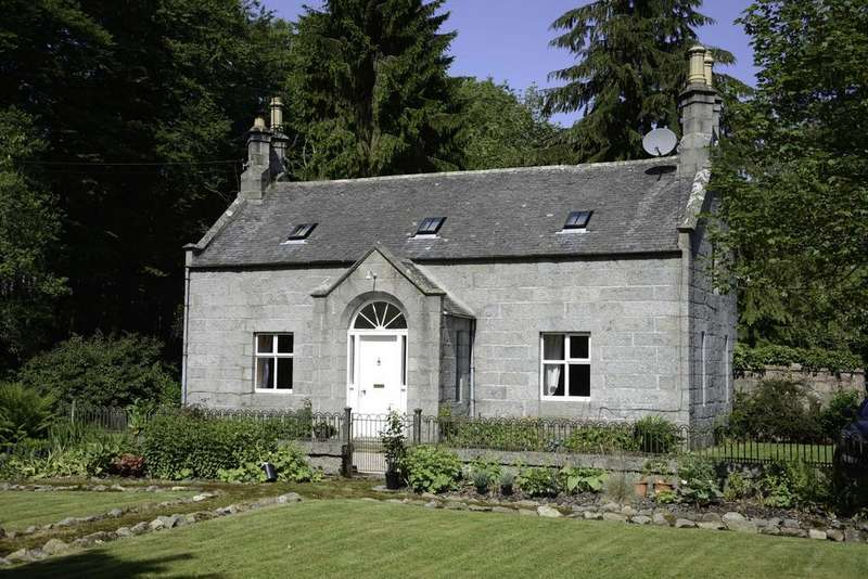 3 Bedrooms Cottage House for rent in Cluny, Sauchen, Inverurie, AB51