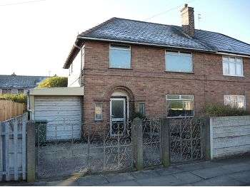 3 Bedrooms Semi Detached House for sale in Ferguson Road, West Derby, Liverpool