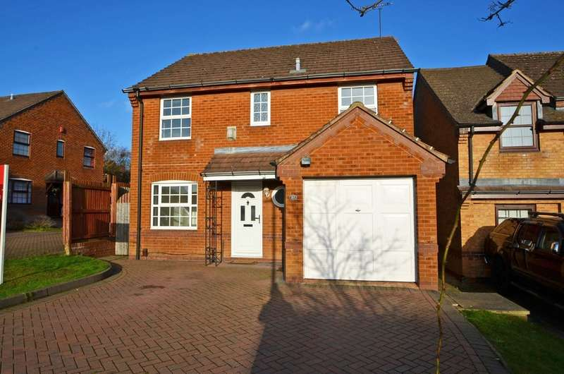 4 Bedrooms Detached House for sale in Sorrell Drive, Boughton Vale , Rugby