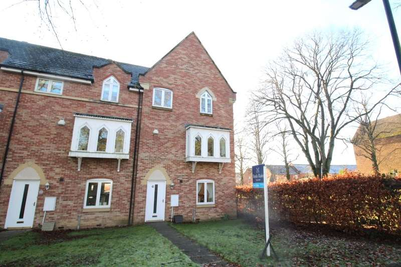 4 Bedrooms Property for sale in St. Lukes Crescent, Sedgefield, Stockton-On-Tees, TS21