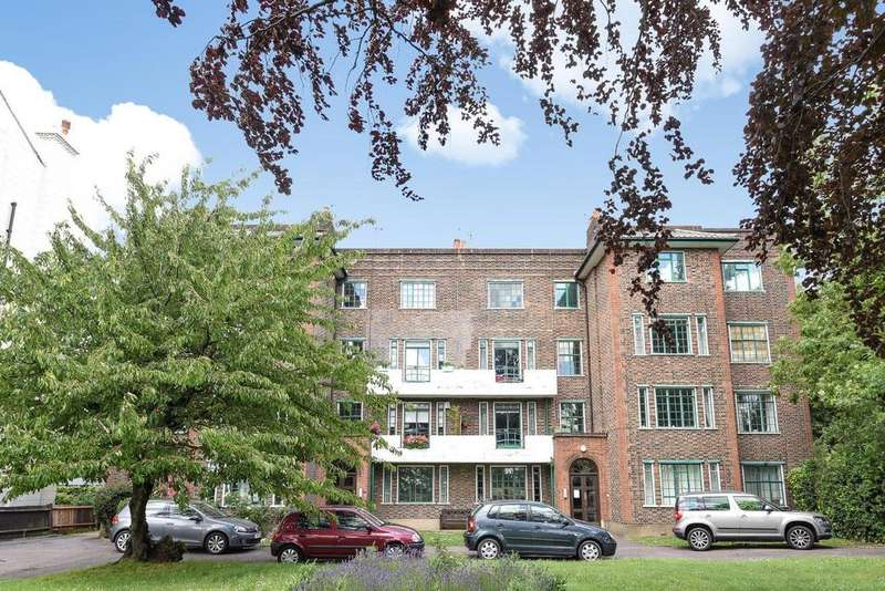 2 Bedrooms Flat for sale in Streatham Common North, Streatham