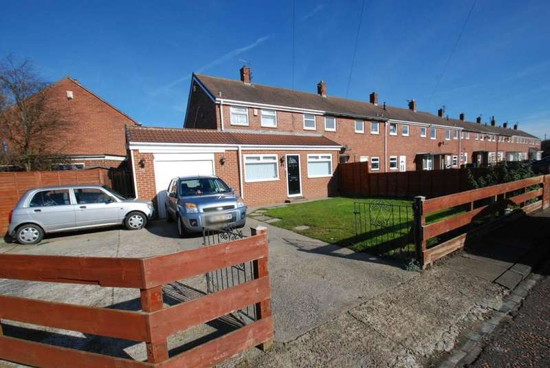 3 Bedrooms House for sale in Gaskell Avenue, South Shields