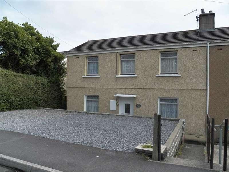 3 Bedrooms Semi Detached House for sale in Brynmelyn Avenue, Llanelli