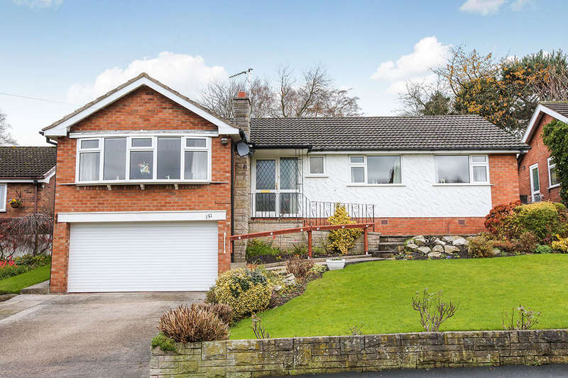 4 Bedrooms Detached Bungalow for sale in St. Johns Road, Congleton, CW12