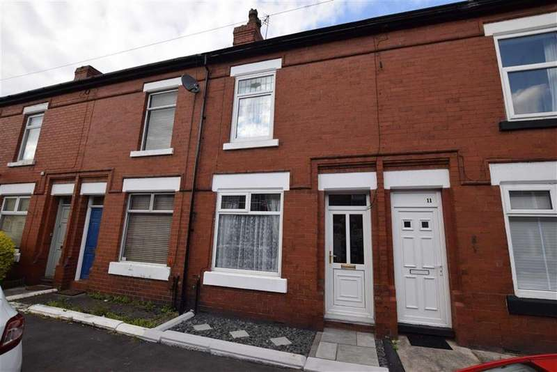 2 Bedrooms Terraced House for sale in Belgrave Road, Sale, M33