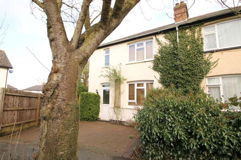 3 Bedrooms Semi Detached House for rent in Springfield Road, St Albans