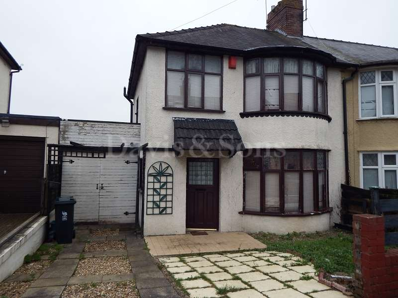 3 Bedrooms Semi Detached House for rent in Lyndhurst Avenue, Newport, Newport. NP20 3GB