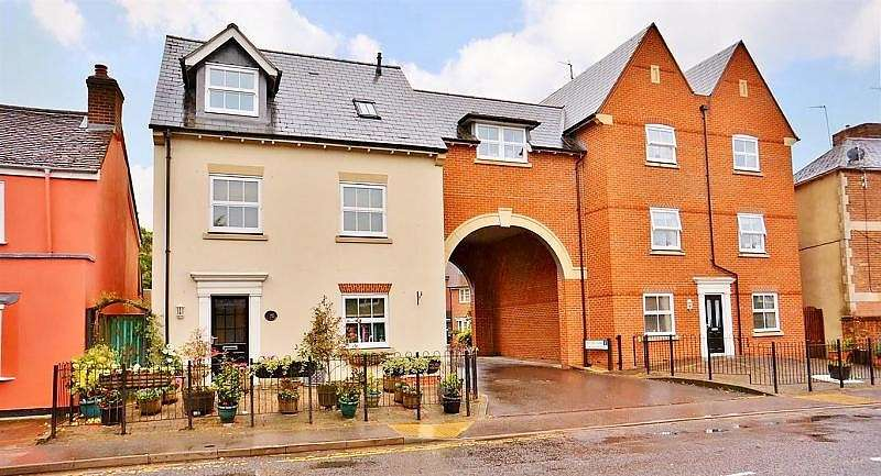 2 Bedrooms Flat for sale in Vintner Road, Abingdon, OX14