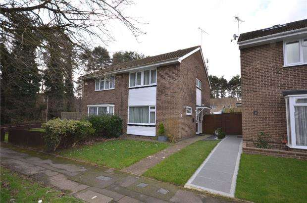 3 Bedrooms Semi Detached House for sale in Holland Pines, Bracknell, Berkshire