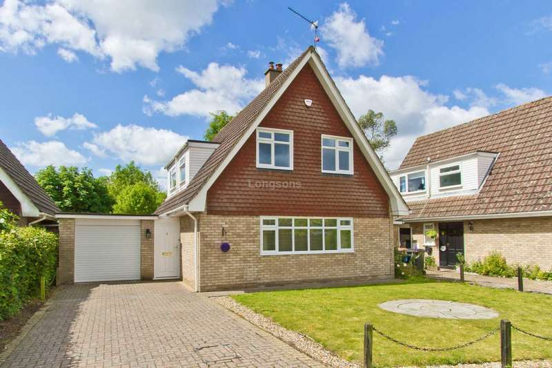 4 Bedrooms Detached House for sale in Masons Drive, Necton