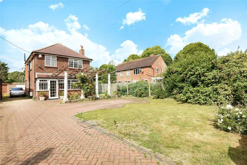 4 Bedrooms Detached House for sale in Old Ruislip Road, Northolt, Middlesex, UB5