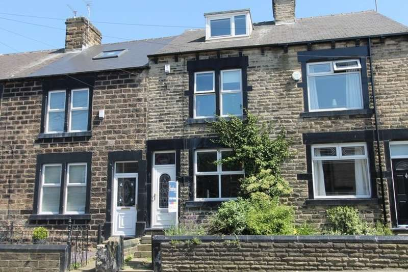 4 Bedrooms Terraced House for sale in Hawthorne Street, Barnsley, S70 1QQ