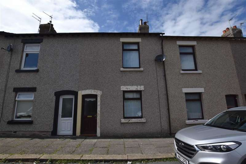 2 Bedrooms Terraced House for sale in Plymouth Street, Barrow In Furness, Cumbria