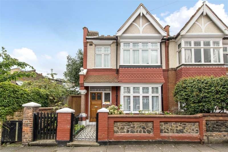 4 Bedrooms House for sale in Gatwick Road, Southfields, London, SW18
