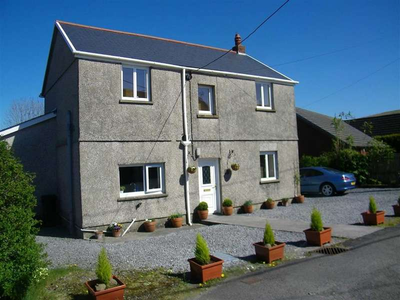 3 Bedrooms Detached House for sale in Cefn Road, Gwaun Cae Gurwen