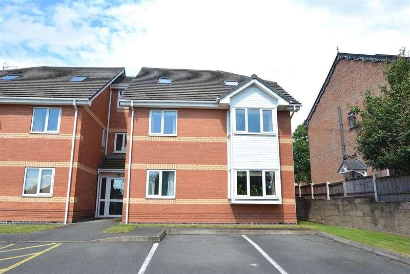 1 Bedroom Apartment Flat for sale in Brookview Court, Borrowash