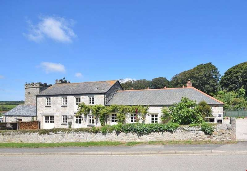 3 Bedrooms Barn Conversion Character Property for sale in Praa Sands, Penzance, West Cornwall, TR20