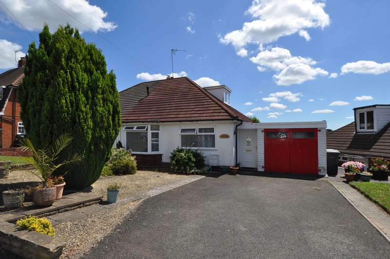 3 Bedrooms Semi Detached Bungalow for sale in Mason Close, Redditch, B97